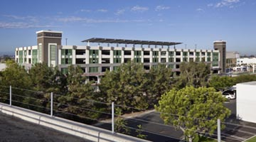 Image for Parking Magazine: Greener Parking:​ The Tustin Metrolink Station Parking Structure