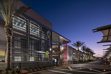 Image of San Diego Airport Terminal 2 Parking Plaza Wins 2019 IPMI Award of Excellence
