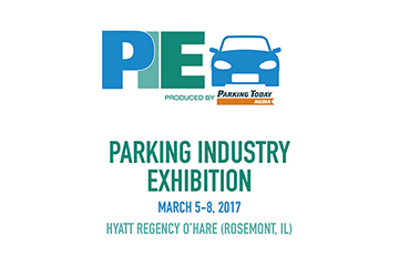 Image of 2017 Parking Industry Expo March 5-8 in Chicago, IL