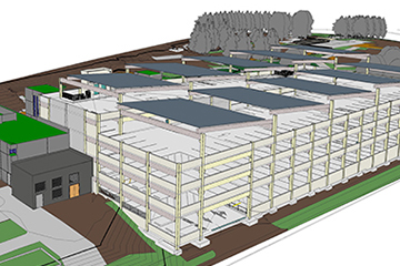 Image for The Parking Professional: How Incorporating 9 Parking Best Practices Boosted a New Garage at Cal Poly San Luis Obispo