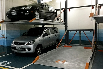 Image of Automated Parking Offers Innovative Solutions for Tough Challenges