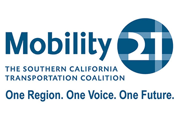 Image of 2017 Mobility 21 Southern California Transportation Summit, September 29 in Anaheim, CA