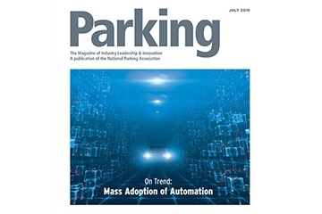 Image for Parking Magazine: The Rise of Automation's Mass Adoption