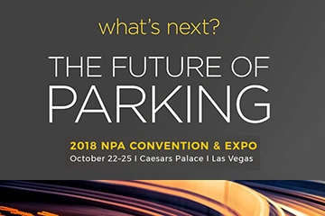 Image of NPA Annual Conference, October 22-25, 2018 in Las Vegas
