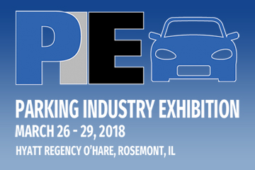 Image for 2018 Parking Industry Expo March 26-29 in Chicago, IL