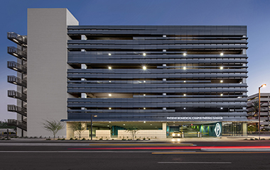 Image for Phoenix Biomedical Parking Structure Receives IPI Award of Excellence