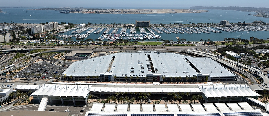 Image for Airport Improvement Magazine: San Diego International Adds Covered Parking Plaza