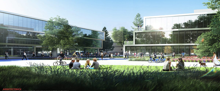 Image for Parking's Role in the Reimagined Corporate Campus
