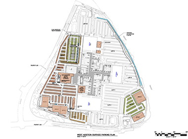 Image for Serramonte Center Master Plan & Parking Structure