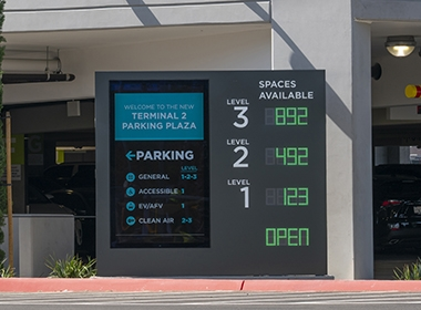 Image of Parking Magazine: Technology Elevates the Airport Experience