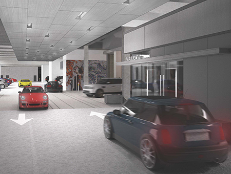 Image for River Oaks District Parking Structure