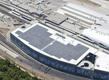 Image of ENR California: Mineta San Jose International Airport Terminal Area Improvement Program