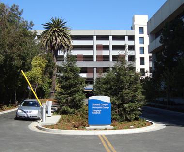 Image for Alta Bates Summit Medical Center Parking Structure