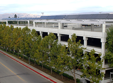 Image for Santa Clara Valley Medical Center Parking Structure #2