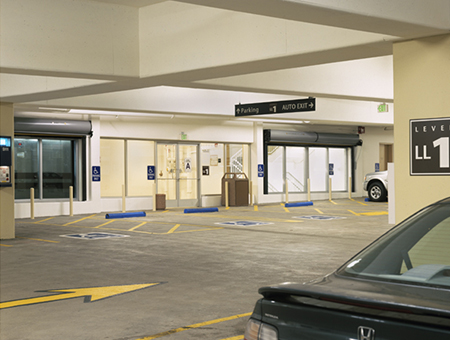 Image for Stanford University Medical Center Parking Structure 4