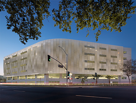 Image for UC Davis Medical Center Parking Structure III