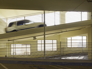 Image for Palm and Morro Parking Structure & Office Space