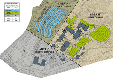 Image for Rio Hondo Community College Parking Feasibility Study & Site Improvements