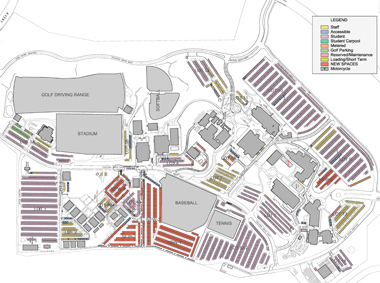 Image for Saddleback College Parking Studies