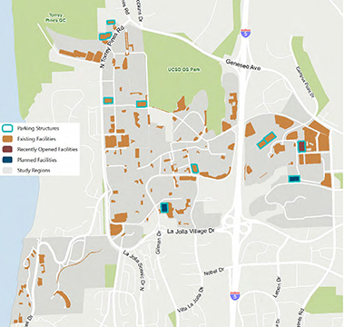 Image for UC San Diego Parking Operations Study