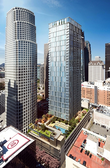 Image for 8th & Figueroa Residential Tower Parking & PARCS