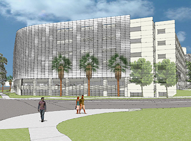 Image of ENR California: UC Davis Med Center, Watry, McCarthy Break Ground on Parking Structure