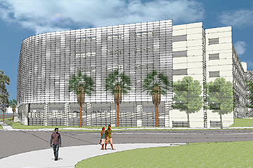 Image for ENR California: UC Davis Med Center, Watry, McCarthy Break Ground on Parking Structure