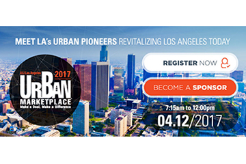 Image for ULI Urban Marketplace, April 12, 2017 in LA