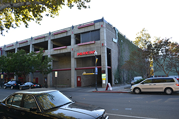 Image of City of Davis 1st & F Street Functional Garage Enhancements