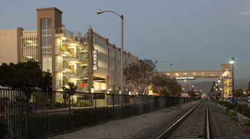 Image for Baldwin Park Transit Center Parking Structure