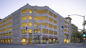 Image for City of Riverside Parking Structure No. 6