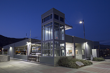 Image for Metro Gold Line Azusa Citrus Station Parking Structure