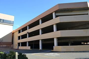 Image of Lincoln Landing Parking Structure Renovation