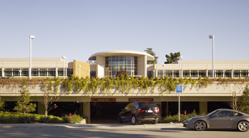 Image of Camino Medical Group  Parking Structure