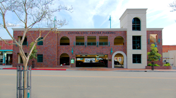 Image for Covina Downtown Parking Structure