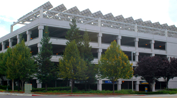Image of Santa Clara Valley Medical Center Parking Structure #2