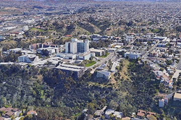 Image of UC San Diego Medical Center Hillcrest Campus Structured Parking