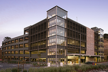 Image of Marin General Hospital Parking Structure