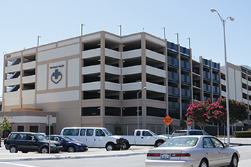Image for Washington Hospital Parking Structure
