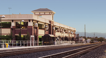Image for Livermore Valley Center Parking Structure