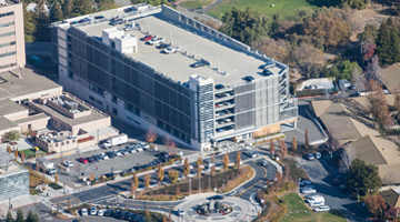 Image of John Muir Medical Center Master Planning & Parking Structure