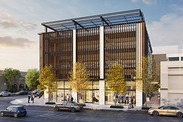 Image for Palo Alto Lot D Parking Structure