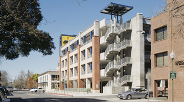 Image for City of Palo Alto Lot S/L Parking Structure