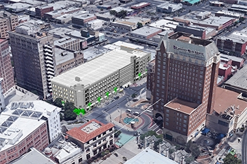 Image for Plaza Hotel Parking Structure