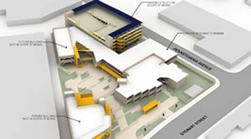 Image for Santa Monica College Academy of Entertainment and Technology Parking Structure