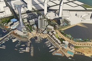 Image of Seaport San Diego Shared Parking Analysis and Study