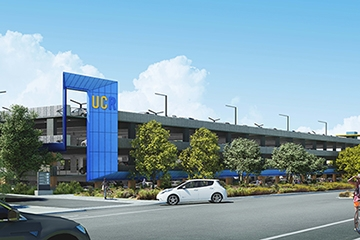 Image of UC Riverside Parking Structure 1