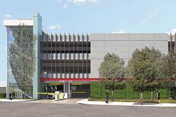Image of 1470 Owens Parking Structure