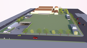 Image for Stanford University Roble Field Parking Structure #10
