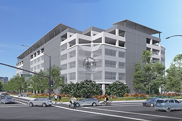 Image for San Mateo County Government Center Parking Structure